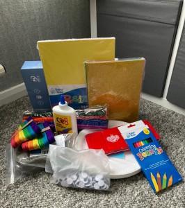 Feb 2021 Art and Craft packs 1